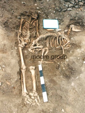 compromising Corofin inhumation