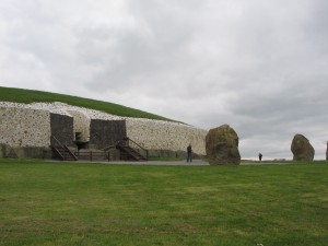 Newgrange, Photo by Ger, Moore Group