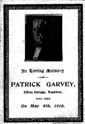 Patrick Garvey